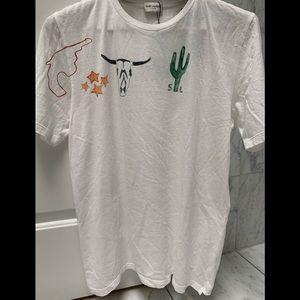 Saint Laurent T shirt